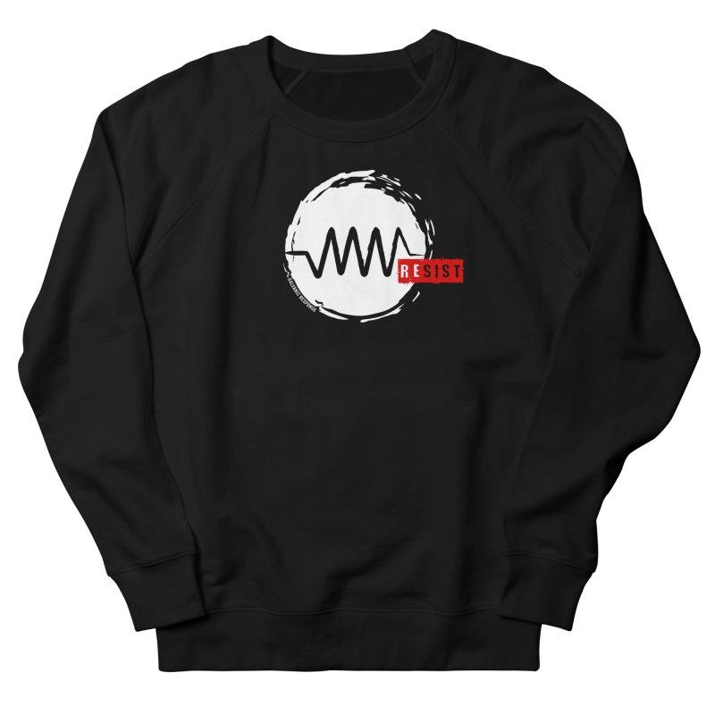Resist Women's French Terry Sweatshirt by Resist Symbol