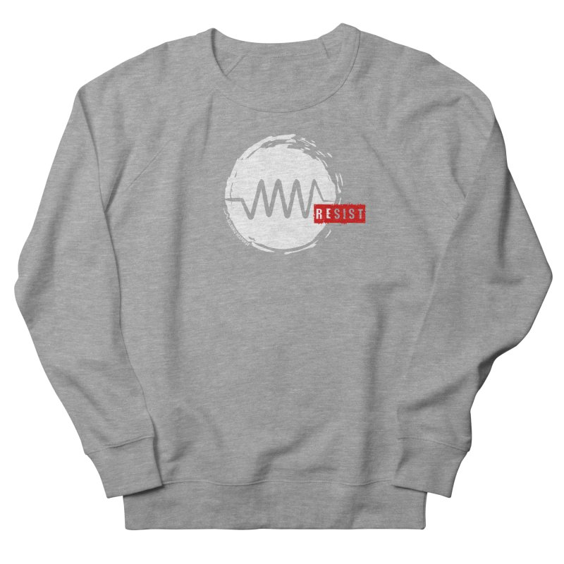 Resist Men's French Terry Sweatshirt by Resist Symbol