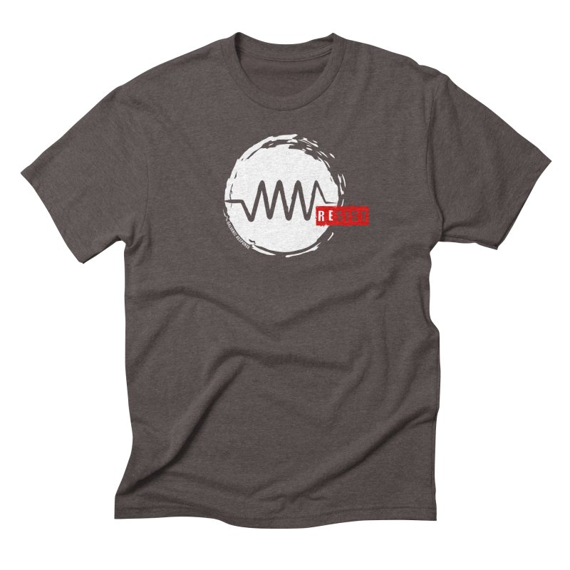 Resist Men's Triblend T-shirt by Resist Symbol