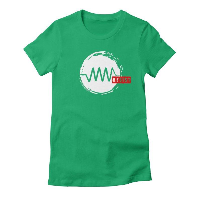 Resist Women's T-Shirt by Resist Symbol