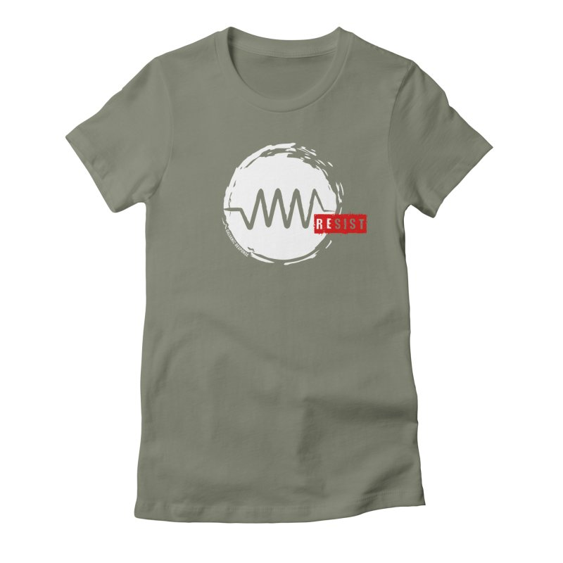 Resist Women's T-Shirt by Resist Symbol