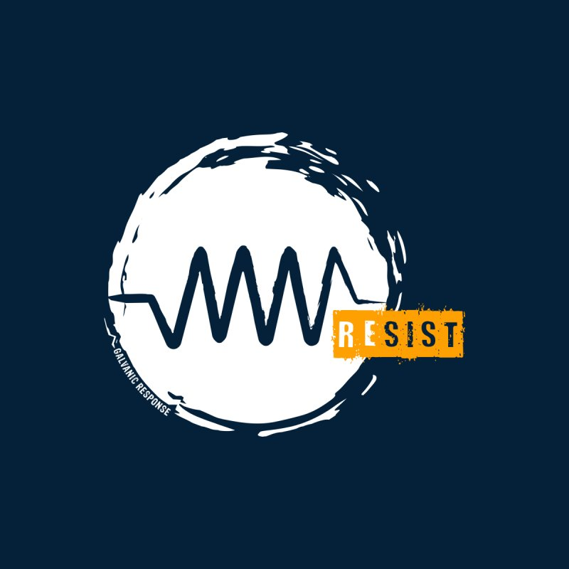Resist (alternate) Men's T-Shirt by Resist Symbol