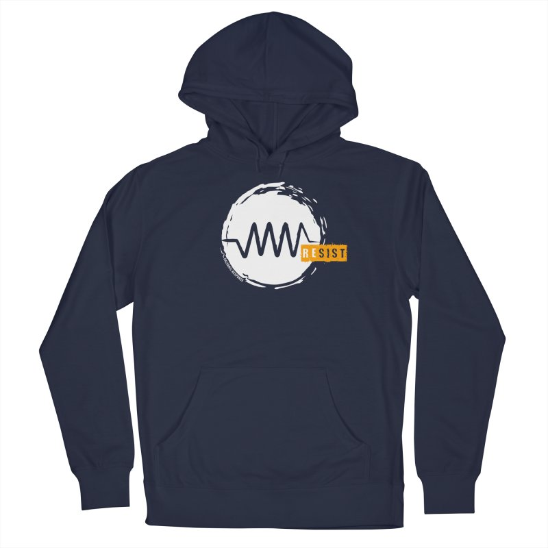 Resist (alternate) Men's Pullover Hoody by Resist Symbol