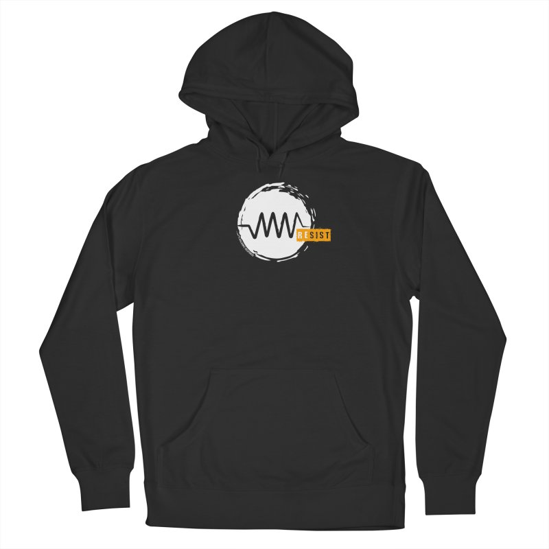 Resist (alternate) Men's French Terry Pullover Hoody by Resist Symbol
