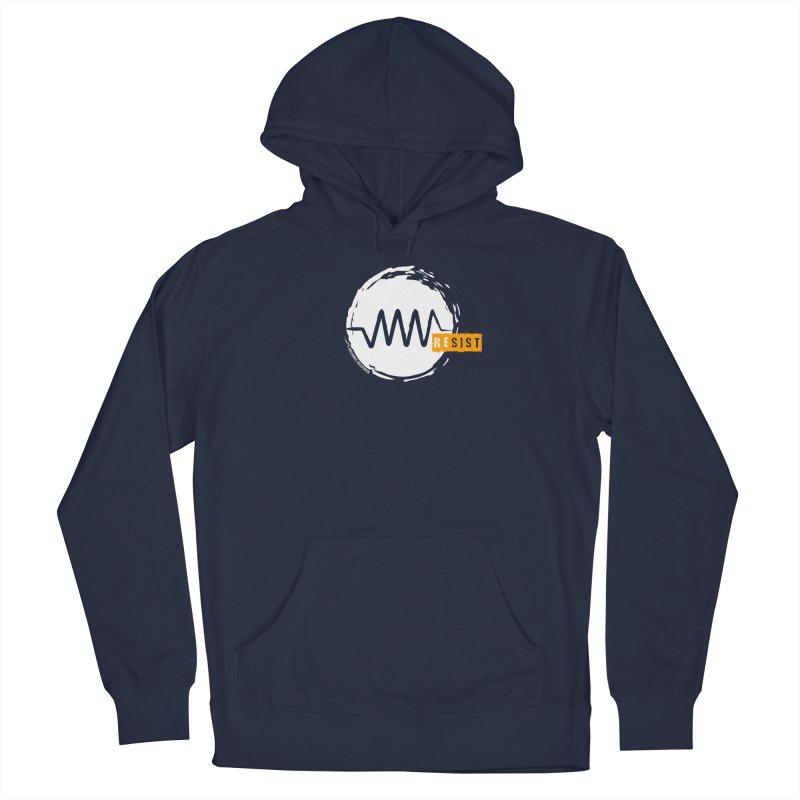 Resist (alternate) Men's Pullover Hoody by Resist Symbol