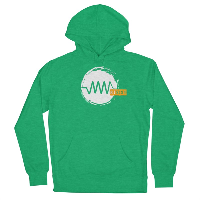 Resist (alternate) Women's French Terry Pullover Hoody by Resist Symbol