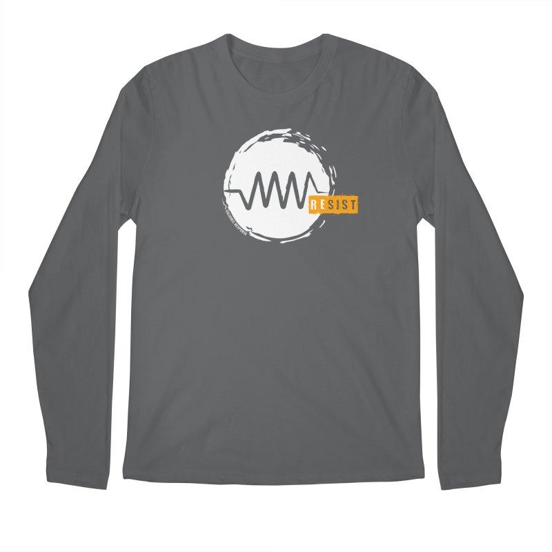 Resist (alternate) Men's Longsleeve T-Shirt by Resist Symbol