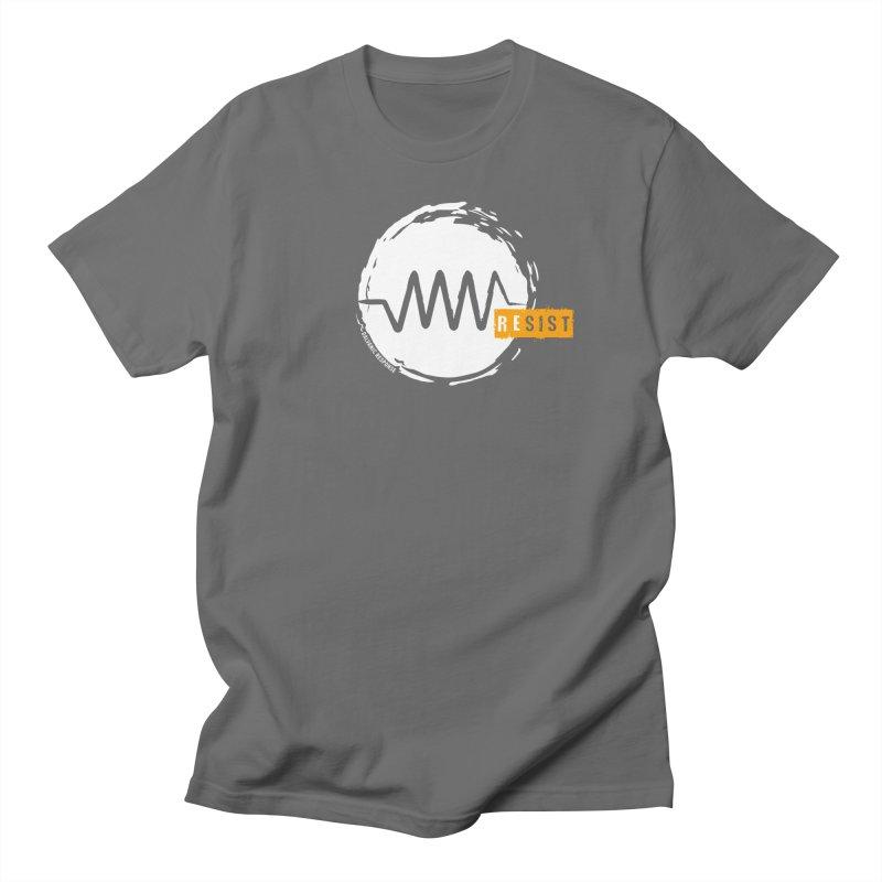 Resist (alternate) Men's T-shirt by Resist Symbol