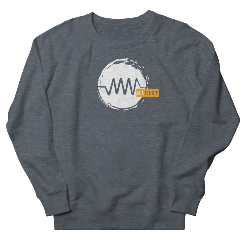 Resist (alternate) Women's French Terry Sweatshirt by Resist Symbol