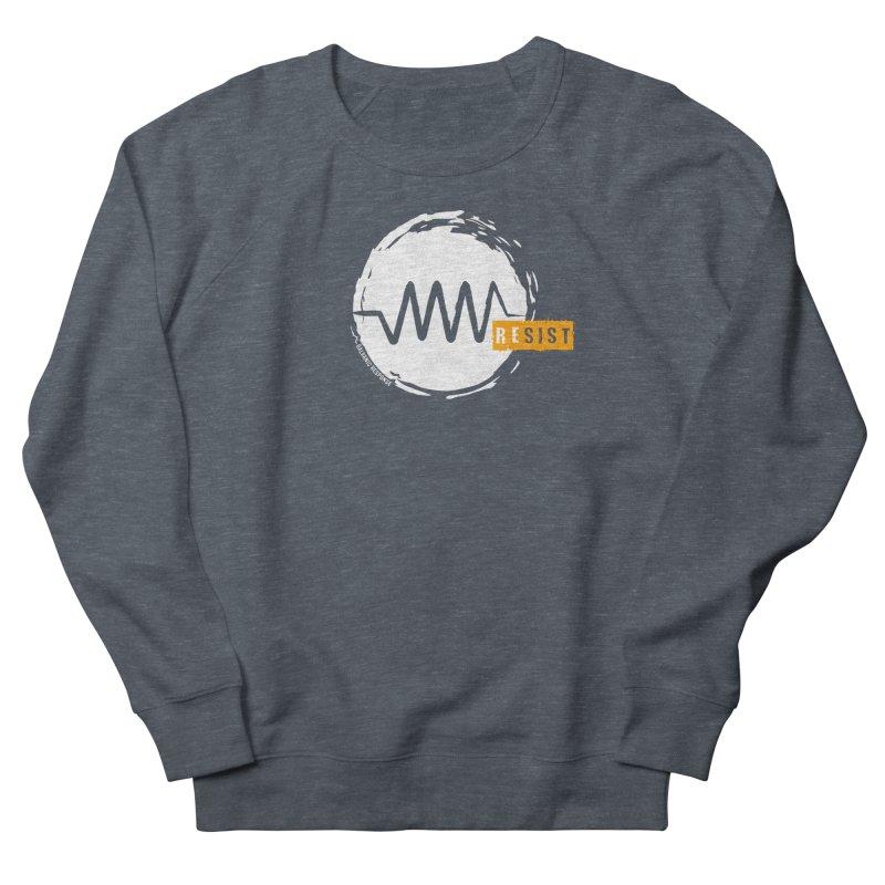 Resist (alternate) Men's Sweatshirt by Resist Symbol
