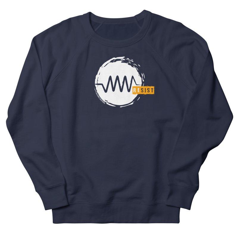 Resist (alternate) Men's French Terry Sweatshirt by Resist Symbol