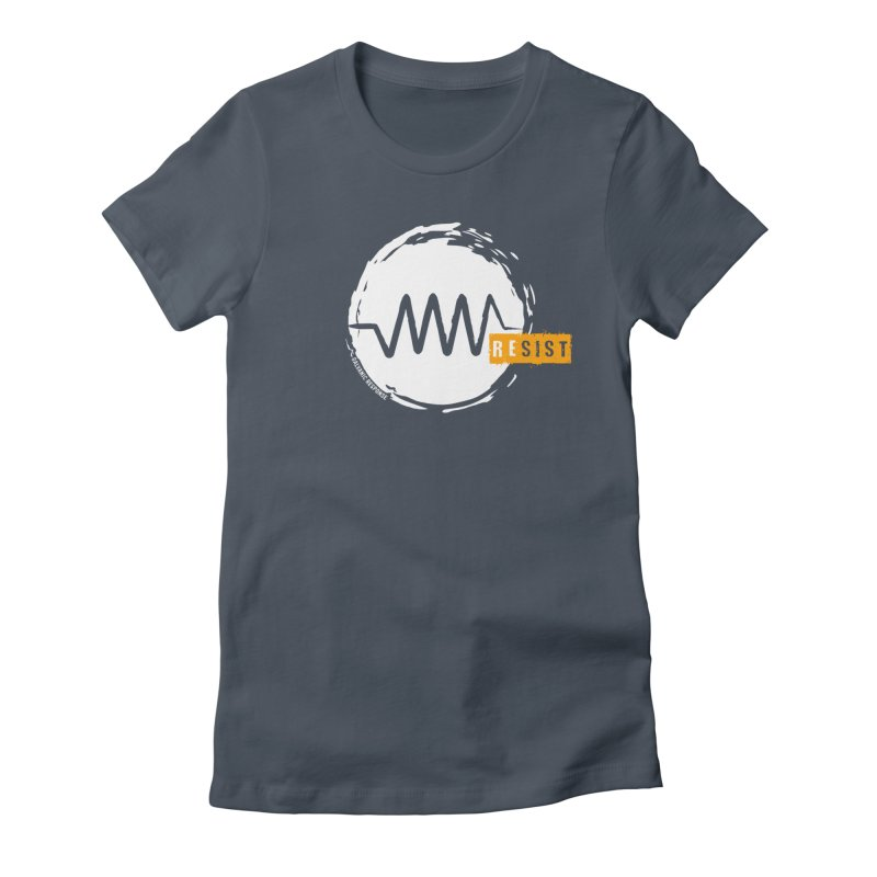 Resist (alternate) Women's T-Shirt by Resist Symbol