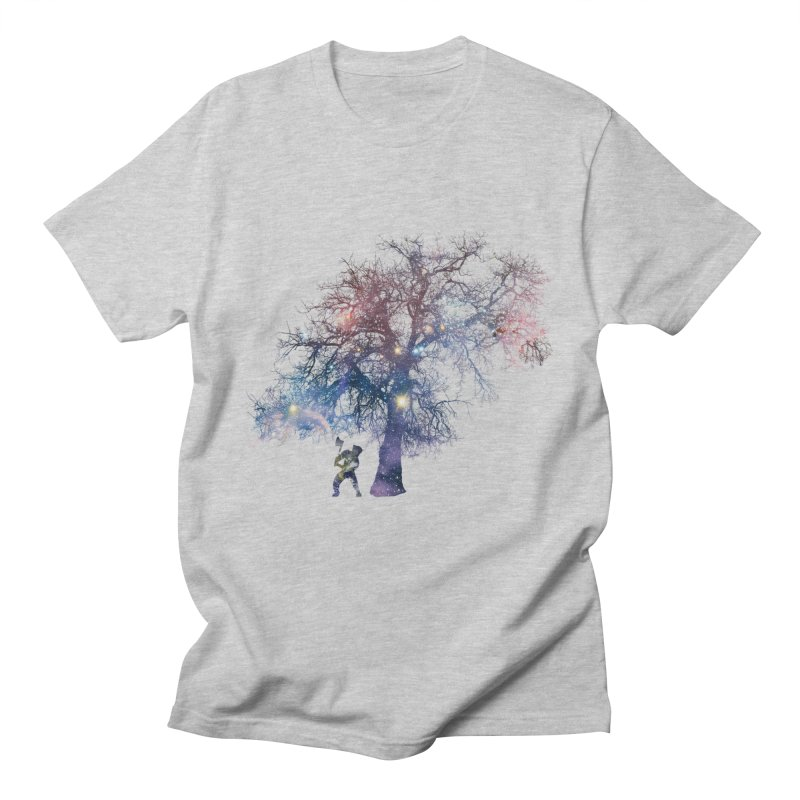 Earth Arrogance Men's T-shirt by Gamble's Artist Shop
