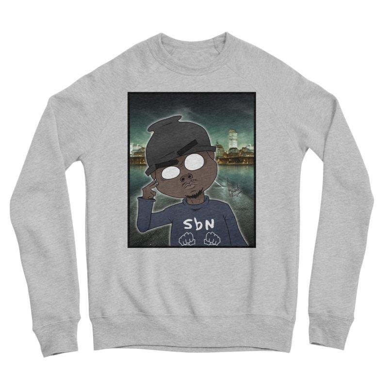 GameBr8ker Gorillaz Style Men's Sponge Fleece Sweatshirt by GameBr8ker Artist Shop