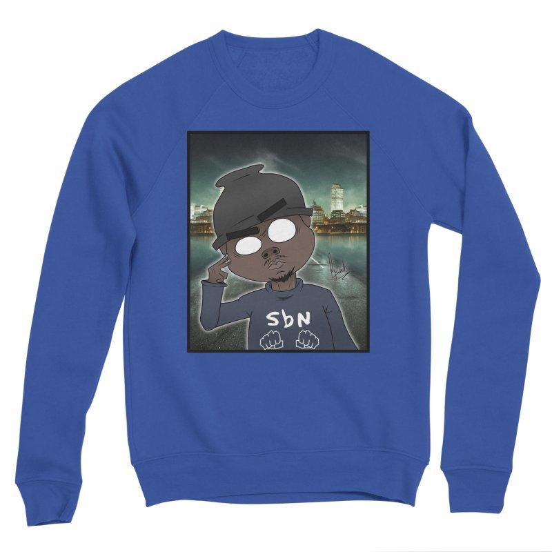 GameBr8ker Gorillaz Style Women's Sponge Fleece Sweatshirt by GameBr8ker Artist Shop