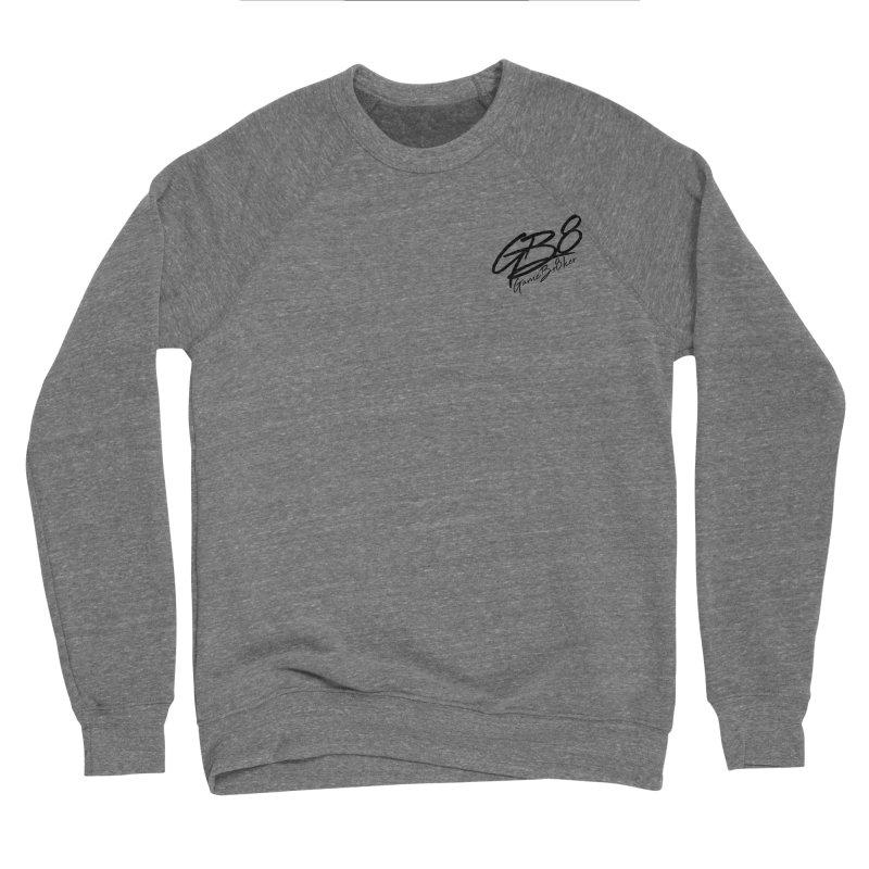 GB8 Men's Sponge Fleece Sweatshirt by GameBr8ker Artist Shop