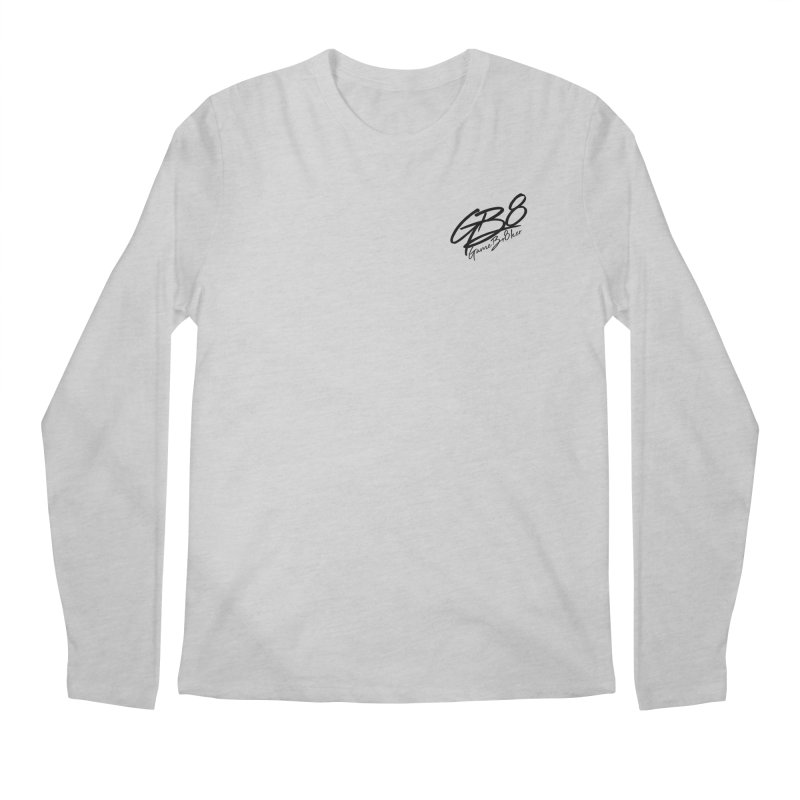 GB8 Men's Regular Longsleeve T-Shirt by GameBr8ker Artist Shop