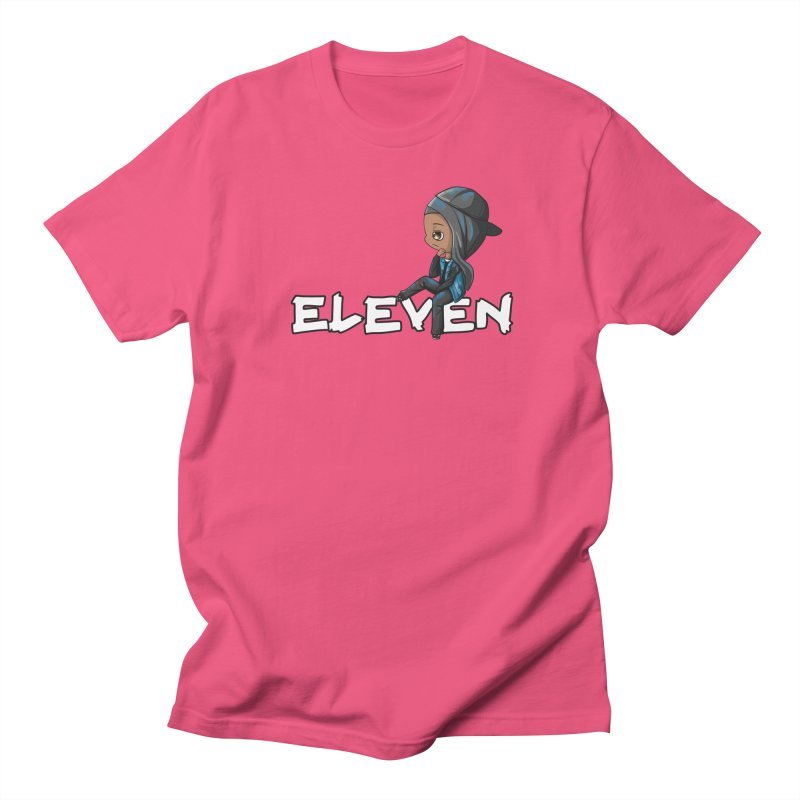 Eleven Men's Regular T-Shirt by GameBr8ker Artist Shop