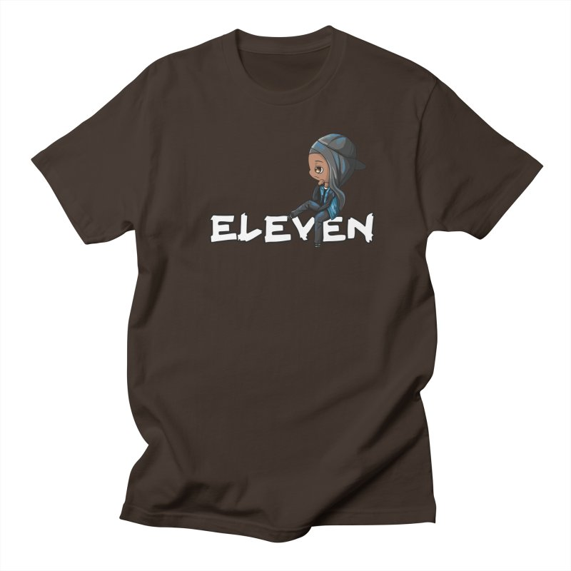 Eleven Men's Regular T-Shirt by GameBr8ker Artist Shop