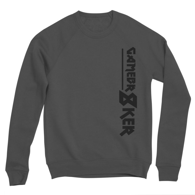 GameBr8ker Men's Sponge Fleece Sweatshirt by GameBr8ker Artist Shop