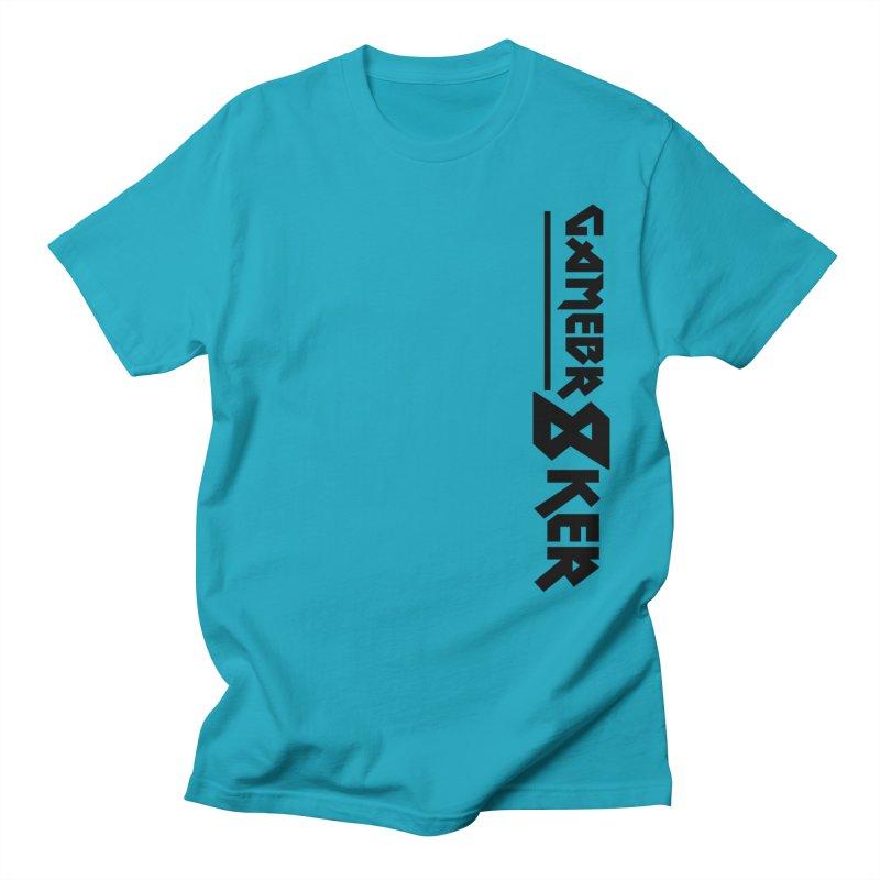 GameBr8ker Men's Regular T-Shirt by GameBr8ker Artist Shop