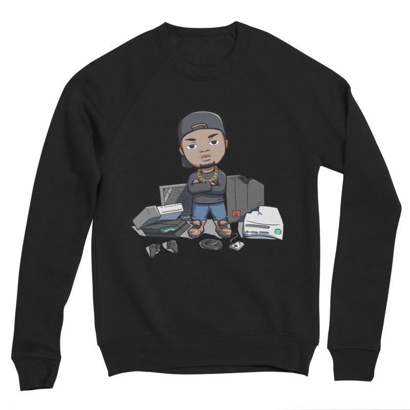 Game Breaker Men's Sponge Fleece Sweatshirt by GameBr8ker Artist Shop