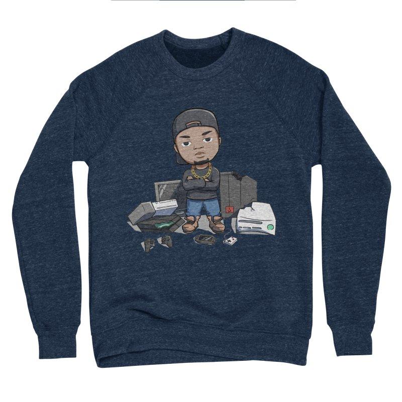 Game Breaker Women's Sponge Fleece Sweatshirt by GameBr8ker Artist Shop