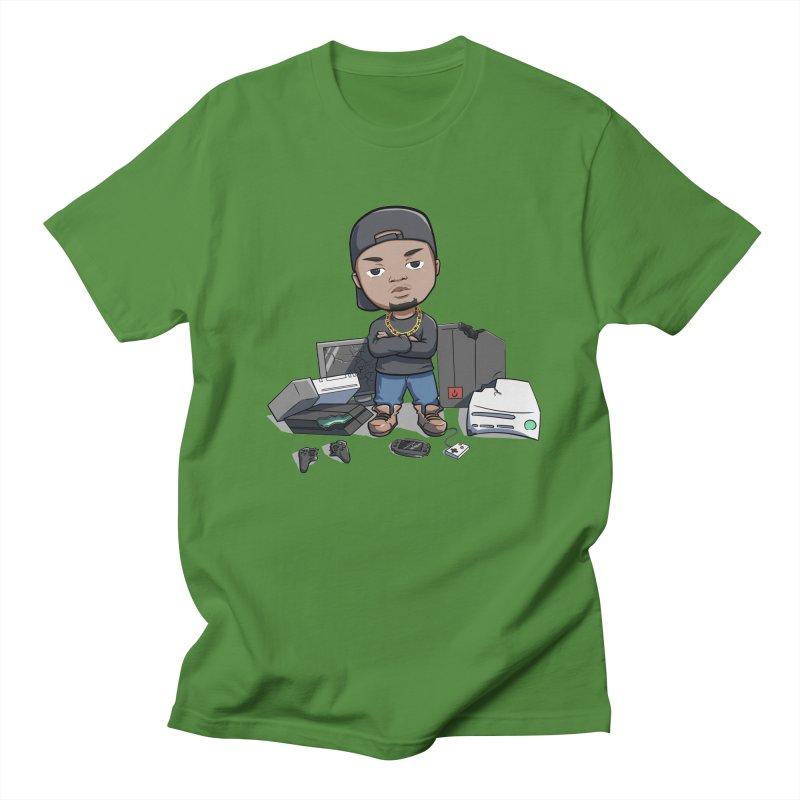 Game Breaker Women's Regular Unisex T-Shirt by GameBr8ker Artist Shop