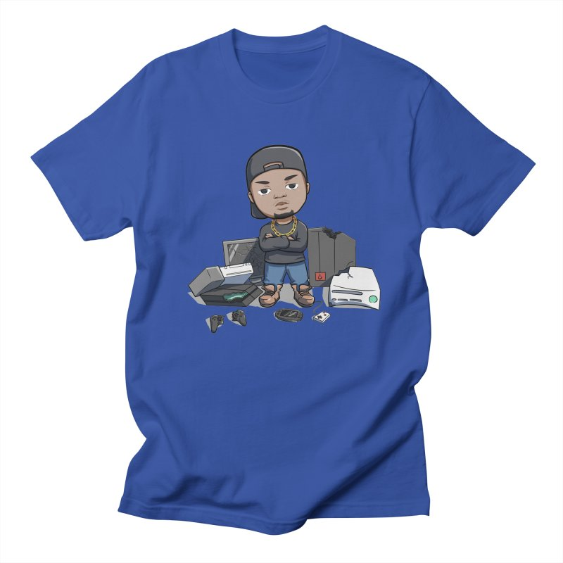 Game Breaker Men's Regular T-Shirt by GameBr8ker Artist Shop
