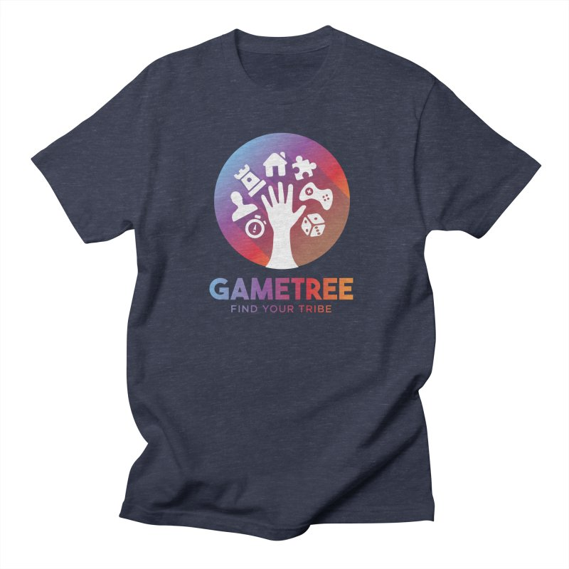 Support GameTree Men's Regular T-Shirt by GameTree Shop