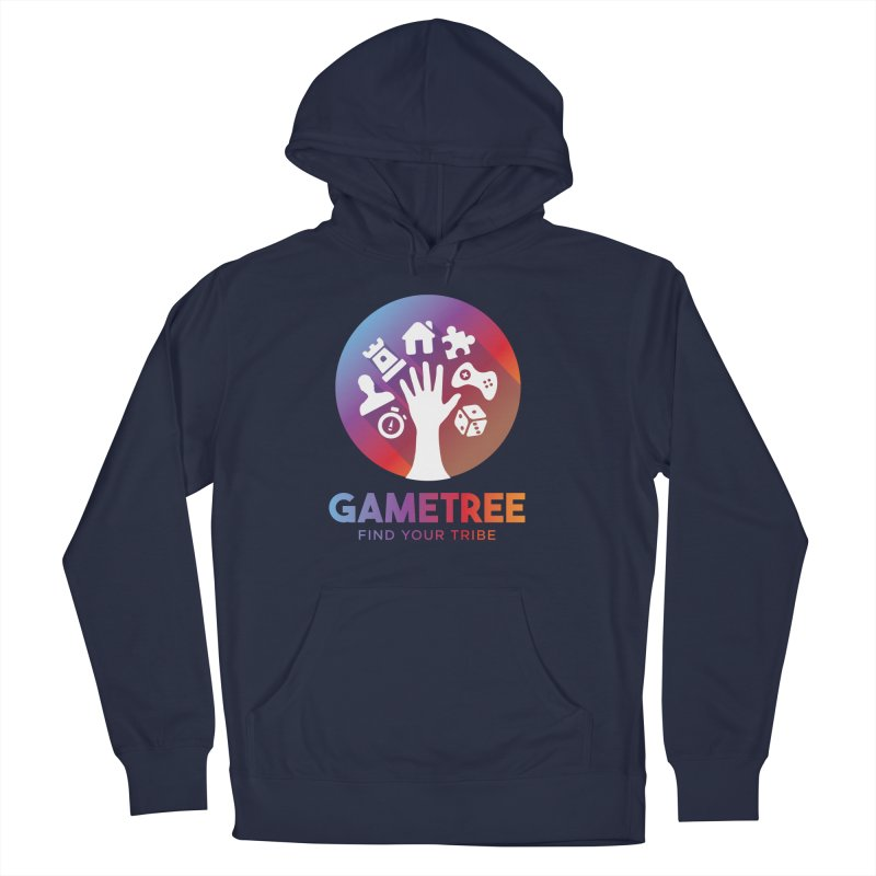 Support GameTree Women's French Terry Pullover Hoody by GameTree Shop