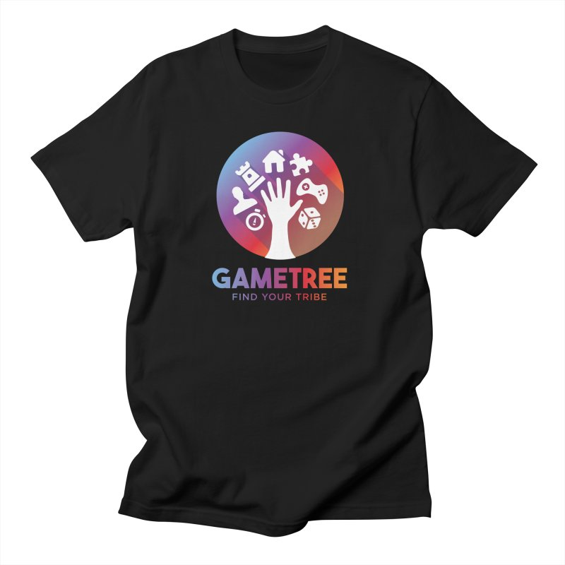 Support GameTree Men's Regular T-Shirt by GameTree Shop