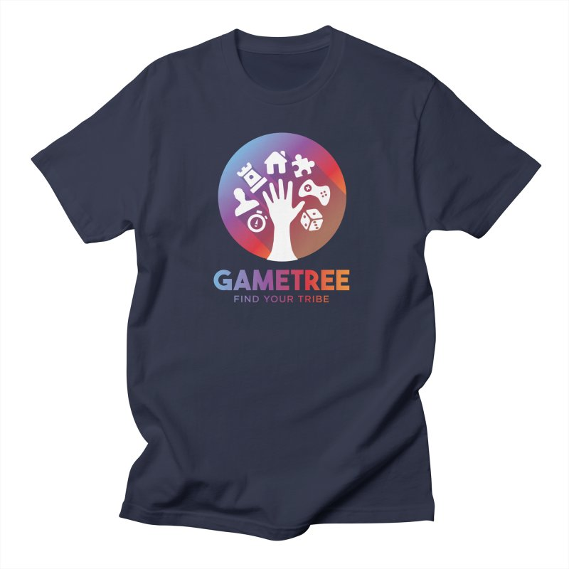 Support GameTree Women's Regular Unisex T-Shirt by GameTree Shop