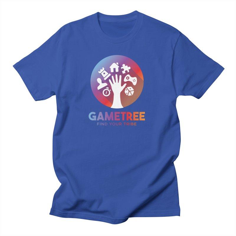Support GameTree Men's T-Shirt by GameTree Shop