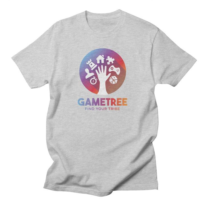 Support GameTree Women's Regular Unisex T-Shirt by GameTree Shop