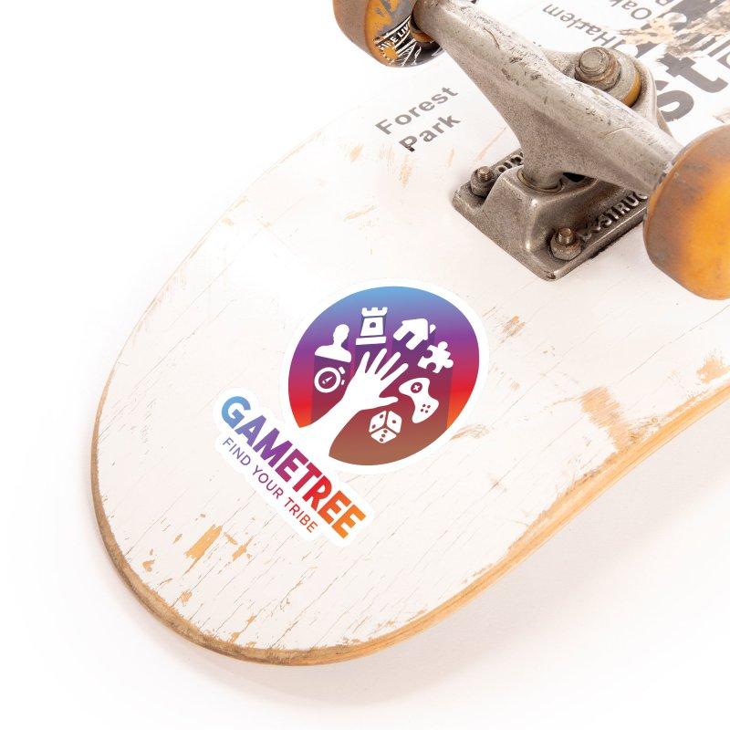 Support GameTree Accessories Sticker by GameTree Shop