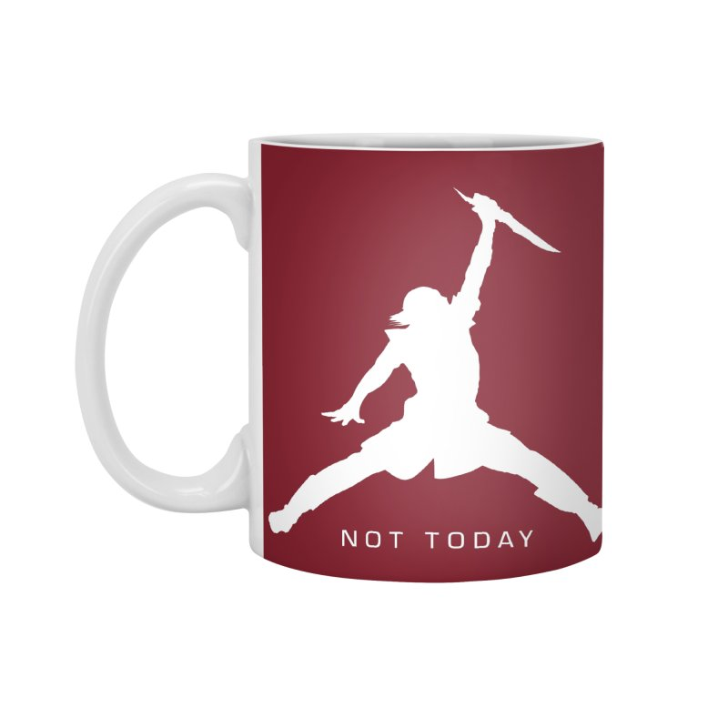 What do we say to Death? Accessories Standard Mug by Gamma Bomb - Explosively Mutating Your Look