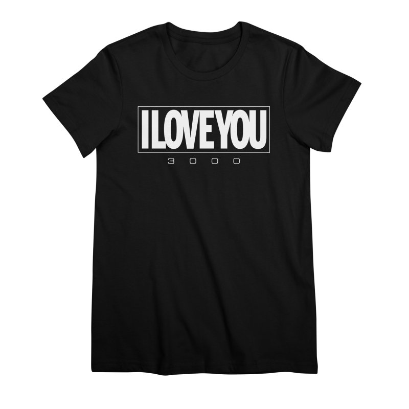 Love3K Women's Premium T-Shirt by Gamma Bomb - Explosively Mutating Your Look