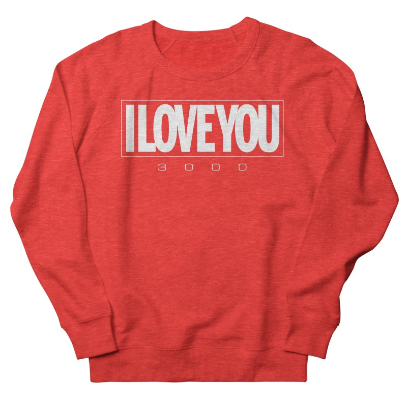 Love3K Men's Sweatshirt by Gamma Bomb - Explosively Mutating Your Look