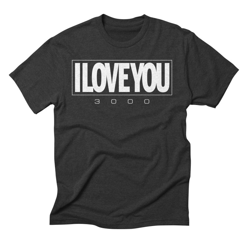 Love3K Men's Triblend T-Shirt by Gamma Bomb - Explosively Mutating Your Look