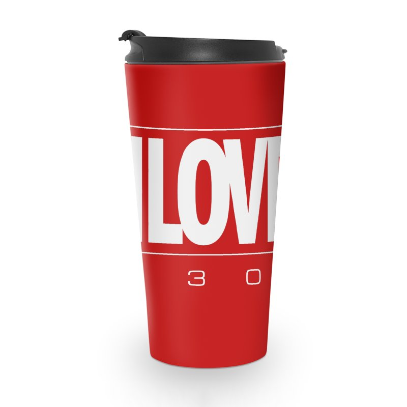 Love3K Accessories Travel Mug by Gamma Bomb - Explosively Mutating Your Look