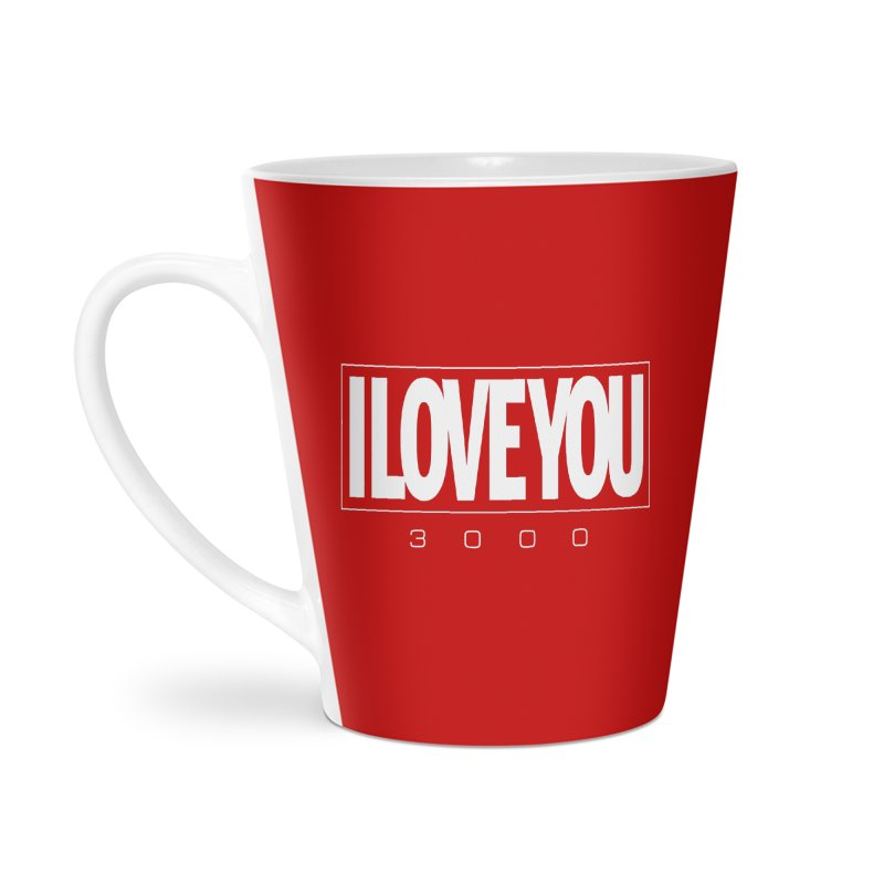 Love3K Accessories Latte Mug by Gamma Bomb - Explosively Mutating Your Look