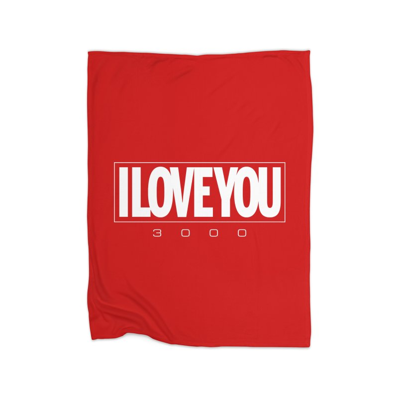 Love3K Home Fleece Blanket Blanket by Gamma Bomb - Explosively Mutating Your Look