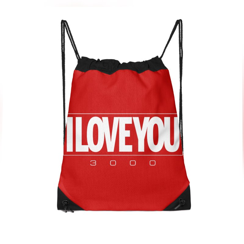 Love3K Accessories Drawstring Bag Bag by Gamma Bomb - Explosively Mutating Your Look