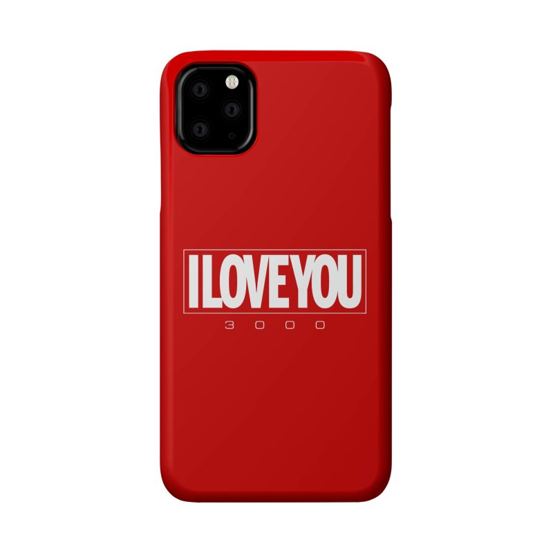 Love3K Accessories Phone Case by Gamma Bomb - Explosively Mutating Your Look