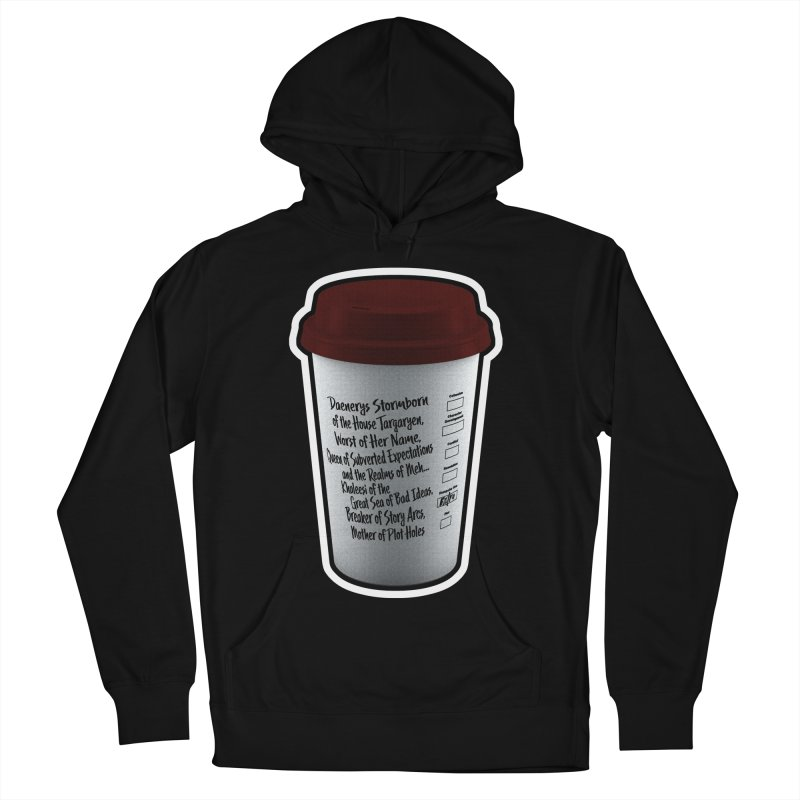 Hot Mess Men's French Terry Pullover Hoody by Gamma Bomb - Explosively Mutating Your Look