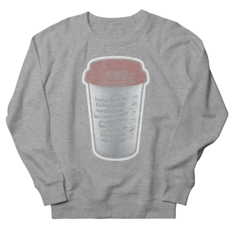 Hot Mess Men's French Terry Sweatshirt by Gamma Bomb - Explosively Mutating Your Look