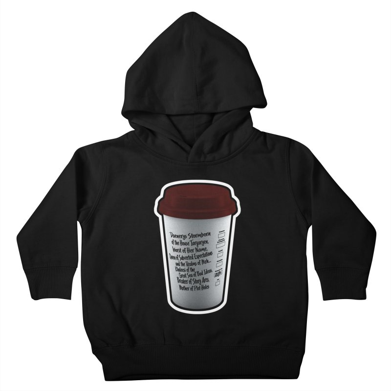 Hot Mess Kids Toddler Pullover Hoody by Gamma Bomb - Explosively Mutating Your Look