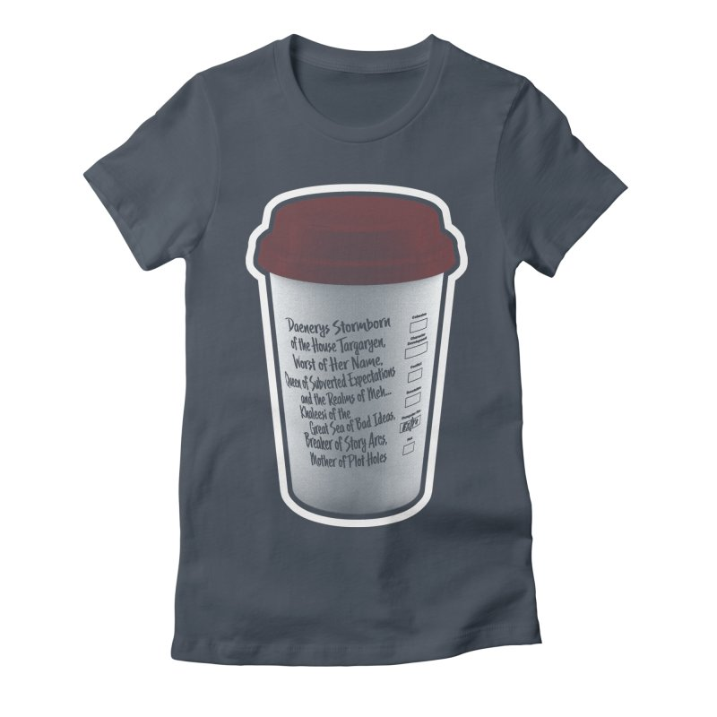 Hot Mess Women's Fitted T-Shirt by Gamma Bomb - Explosively Mutating Your Look