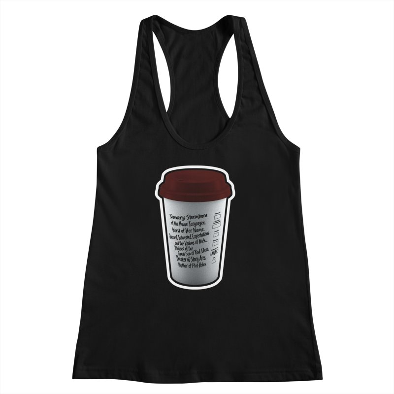 Hot Mess Women's Racerback Tank by Gamma Bomb - Explosively Mutating Your Look